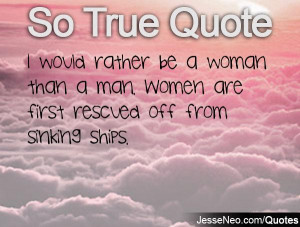 Sinking Ship Quote