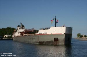 Famous Lake Michigan Shipwrecks
