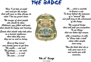 Police Officer Quotes And Poems Fallen Police Officer Poem