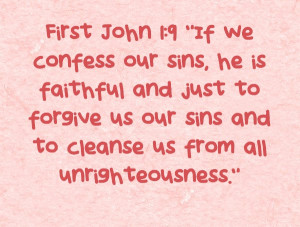 bible quotes about forgiveness of others