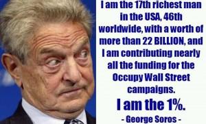 George Soros: One Evil SOB