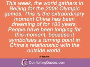 Ai Weiwei Quotes And Sayings