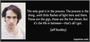 Jeff Buckley Quotes