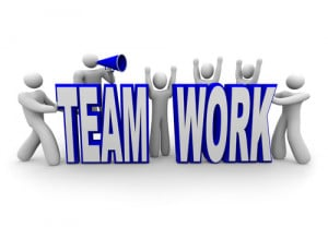 Defining the teamwork concept will vary from leader to leader, but ...