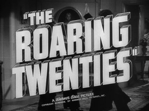 THE ROARING TWENTIES - PART ONE