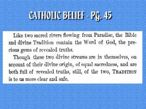catholic bible quotes