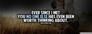 Ever since I Met You Quotes