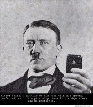 This Hitler photo can't be fake – Don't tell me it's a ...