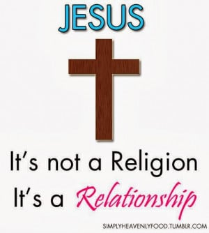 Relationship With Jesus Quotes. QuotesGram