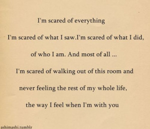 Im Scared Quotes