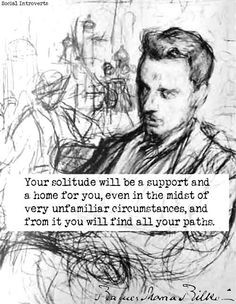 rilke more thoughts rainer maria rilke quotes french horns i m ...