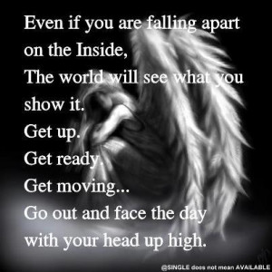 Encouragement Quotes Get up Get ready moving