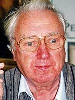 Hugh Leonard Irish playwright
