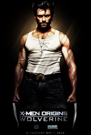 Hugh Jackman as Wolverine Wolverine