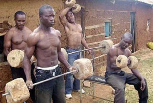 Funny weight lifting pictures