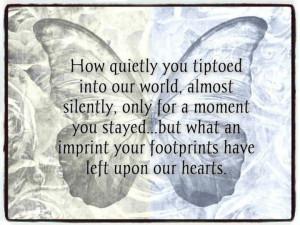 Stillbirth Quotes #stillborn #stillbirth