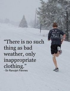 Inspirational Quotes About Cold Weather. QuotesGram