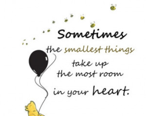 ... Lovely Winnie The Pooh Quotes And Sayings For Nursery Baby Picture