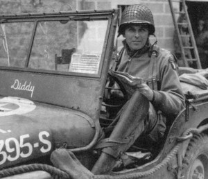 Major General Maxwell D. TAYLOR , CG 101st Airborne Division, in his ...