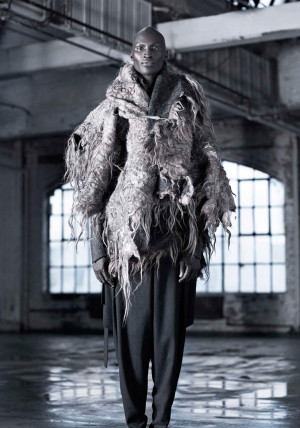 ... and grey experimental Inaisce unisex fashion style inspo ger duany