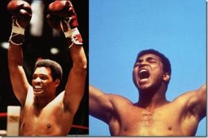 Will Smith como Muhammad Ali no filme