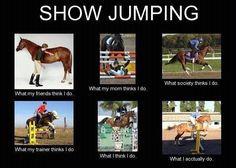 Show Jumping Interpretations