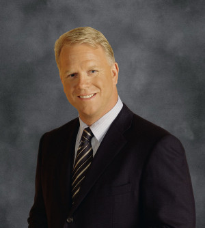 Boomer Esiason, this year's spokesperson for Life Insurance ...