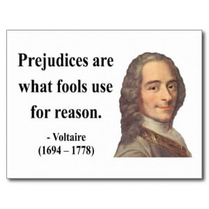 Famous Voltaire Quotes in French