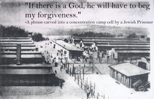 ... prisoner during the Holocaust (x-post /r/QuotesPorn) ( i.imgur.com