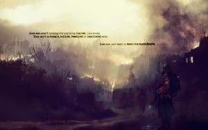 text soldier smoke quotes gas masks the dark knight 1920x1200 ...