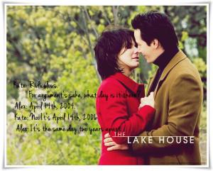 Kate]: He's not my boyfriend.