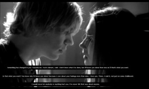American Horror Story Tate And Violet Quotes Tate to Violet by