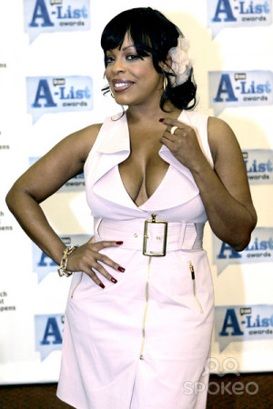 Niecy Nash The List Awards...