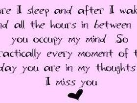 MISS YOU QUOTES AND SAYINGS _