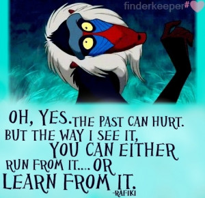 lion king rafiki quotes tumblr