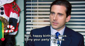 What Not To Do At Your Holiday Party, According To The Office