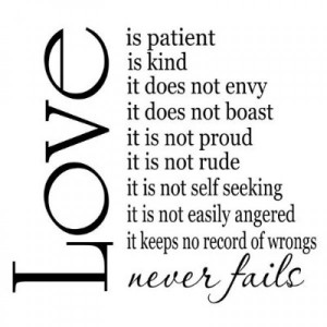 sayings quotes stickers [0306ITU3Z5E] | data_Quotes_Love is Patient ...