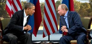 : President Barack Obama meets with Russian President Vladimir Putin ...