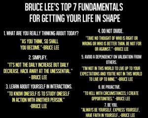 Magic Monday: Inspiring Bruce Lee Quotes | Pink Chocolate Break ...