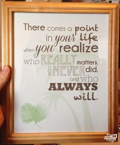 Creative bridesmaid gift ideas... custom quotes printed and framed ...