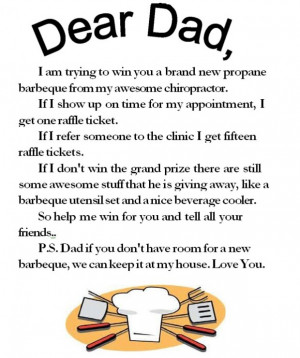 Dear daddy quotes