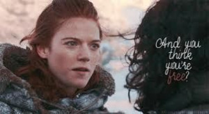 ... , Captura, Jon Snow, Game Of Thrones, Ygritte Animal, Sitcoms Quotes