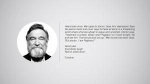 Joke Robin Williams Quote Quotes 3840x2160 hdw.eweb4.com