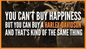 Harley-Davidson=Happiness https://www.facebook.com ...