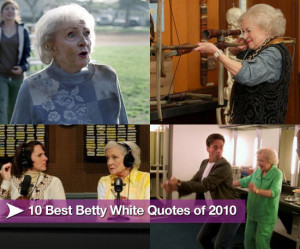 Golden Globe Awards - betty white best quotes Introduces