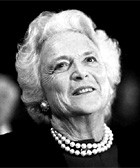 Barbara Bush Quotes and Quotations