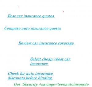 Canada Auto Insurance Quote Online