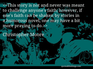 Christopher Moore on Lamb: The Gospel According to Biff, Christ's ...