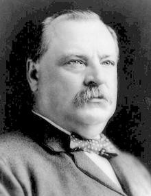 Grover Cleveland Quotes (39 quotes)