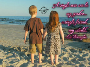 Boy Girl Friendship Quotes Friendship quote